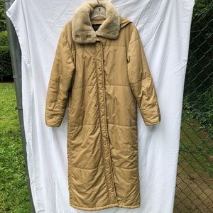 Mondi Long Winter Puffer Coat